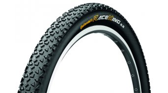 Continental Race King RaceSport 650B folding tire 55-584 (27.5x2.2) black 3/180tpi BlackChili-compound