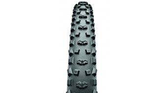 Continental Mountain King II ProTection folding tire black 4/240tpi BlackChili-compound