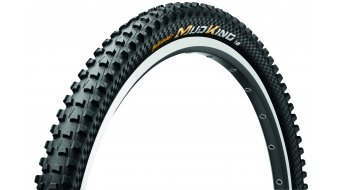 Continental Mud King ProTection folding tire 47-559 (26x1.8) black 4/240tpi BlackChili-compound