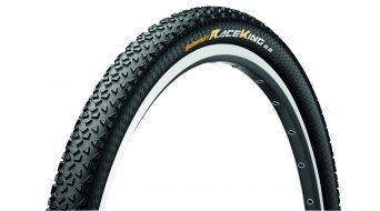 Continental Race King ProTection cubierta(-as) plegable(-es) 55-559 (26x2.2) negro(-a) 4/240tpi BlackChili-Compound