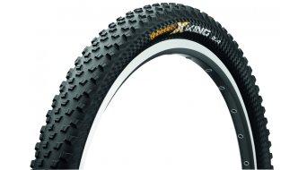 Continental X-King ProTection folding tire black 4/240tpi BlackChili-compound