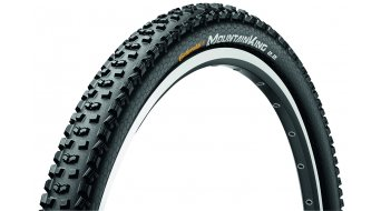 Continental Mountain King II Performance PureGrip 650B gomma ripiegabile nero 3/180tpi