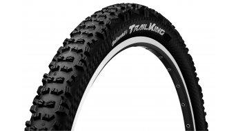Continental Trail King SL ProTectionApex folding tire 60-559 (26x2.4) black/logo silver 4/240tpi BlackChili-compound