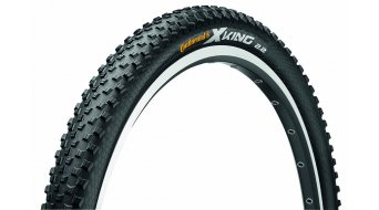 Continental X-King Performance PureGrip 650B cubierta(-as) plegable(-es) negro(-a) 3/180tpi