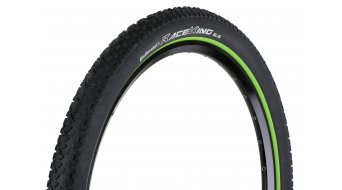 Continental Race King RaceSport Limited Edition folding tire 55-559 (26x2.2) black- green 3/180tpi BlackChili-compound