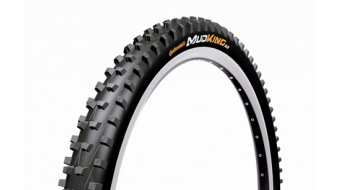 Continental Mud King ProTection folding tire 47-559 (26x1.80) black Skin 4/240tpi BlackChili-compound