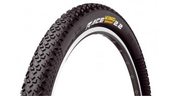 Continental Race King RaceSport folding tire 55-559 (26x2.00) black Skin 3/180tpi BlackChili-compound Made in Germany