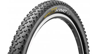 Continental X-King Sport wire bead tire black 3/84tpi