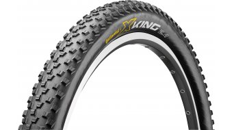 Continental X-King folding tire black 3/84tpi