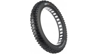45NRTH Dunderbeist Fatbike cubierta(-as) plegable(-es) (26x4.6) 120tpi Tubeless Ready