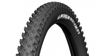 Michelin wild RaceR2 Advanced TL-Ready folding tire 57-584 (27.5x2.25) GumX-compound black