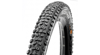 Maxxis Aggressor cubierta(-as) plegable(-es) 58-584 (27.5x2.30) DualCompound TR TPI