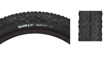 Surly Knard Fatbike cubierta(-as) plegable(-es) 29x3.0 120Tpi