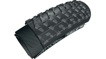 Tufo XC2 Plus 29 MTB tubolari (incl.nastro adesivo) 29x2.00 210tpi nero