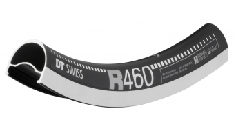 DT Swiss R 460 28 road bike rim hole black