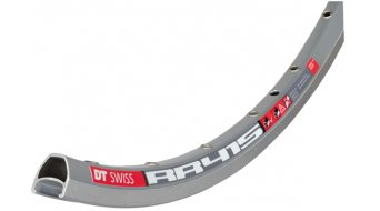 DT Swiss RR 415 28 road bike rim 28 hole silver