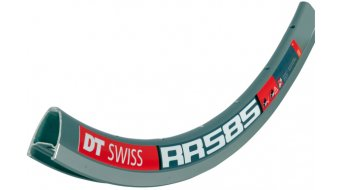 DT Swiss RR 585 Road- rim 20 hole silver