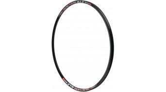 NoTubes ZTR Iron Cross 700C disc rim 32 hole black