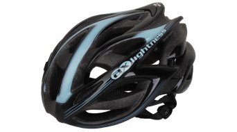 AX Lightness Bullet road bike helmet size S/M (53-56cm) black/blue