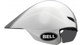 Bell Javelin Helm Road-Helm Gr. S (51-55cm) white/silver Mod. 2015