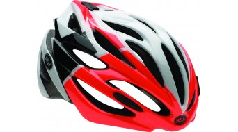 Bell Array Helm Road-Helm Gr. S (52-56cm) infrared/white velocity Mod. 2015