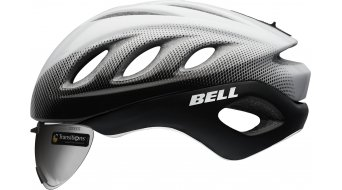 Bell Star Pro Transitions casco Triathlon-casco transitions blanco/negro Mod. 2016