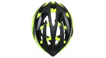 Giro Atmos II Helm Rennrad-Helm Gr. S matt black/highlight yellow Mod. 2016