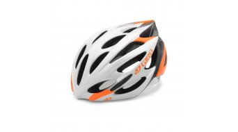 Giro Monza Helm Rennrad-Helm Gr. S fluorescent orange/white Mod. 2015