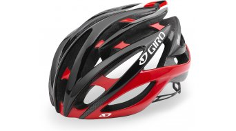 Giro Atmos II Helm Rennrad-Helm Gr. S bright red/black Mod. 2016