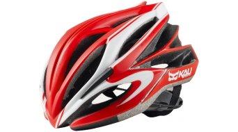 Kali Loka Crystal bici carretera casco tamaño S/M (54-58cm) rojo