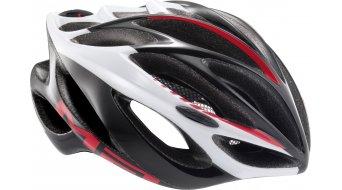 Met Inferno Ultima Lite Helm Rennrad-Helm Gr. M (54-58cm) white/black/red