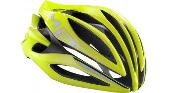 Met Sine Thesis Helm Rennrad-Helm Gr. L (58-61cm) safety yellow