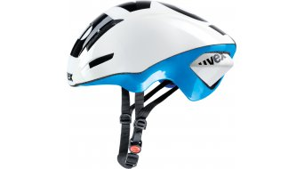 Uvex EDAero Road Helm Gr. 57-59cm white/blue