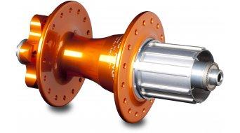 Chris King R45 Ceramic Disc- mozzo post. fori QR 10x135mm 11 velocità Shimano/SRAM bici da corsa corpo ruota libera