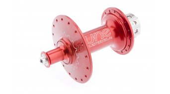 Tune Singlespeeder V bici carretera buje rueda trasera 32h QR 130mm