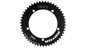 "ROTOR NoQ-aro pista 1/8"" Single Speed plato 5 agujeros (144mm) negro(-a)"