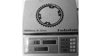 Shimano Dura-Ace FC-9000 plato 36 Zähne (110mm) (52-36 dientes)