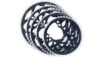 FSA Road bici da corsa corona catena a 5 bracci nero