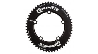 disco Q-Ring OCP3 Aero corona catena 53T 5-fori (130mm) nero (esterno )