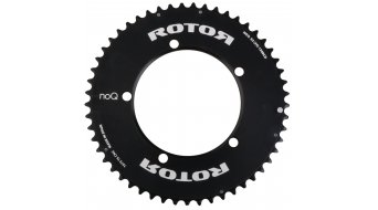 ROTOR NoQ-Ring Aero corona catena (130mm) nero (esterno )
