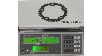 Shimano 105 10-fach Kettenblatt 34T silber FC-5650