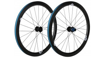 AX Lightness and 45C D Tune Ultra Clincher 3K-carbon road bike disc wheel set 20/24h Shimano/SRAM- free-wheel- TEST wheel set