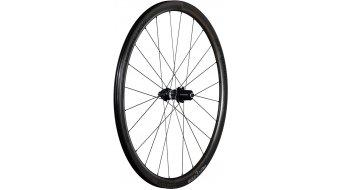 Bontrager Aeolus 3 Disc Rennradlaufrad Hinterrad Shimano 11-Fach Drahtreifen Tubeless Ready black
