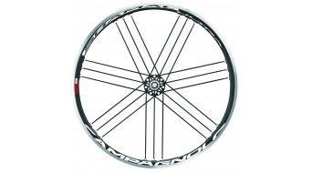 Campagnolo Shamal Ultra Laufradsatz 9/10/11-fach schwarz für Drahtreifen
