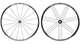 Campagnolo Zonda Laufradsatz 9/10/11f Shimano Freilauf schwarz für Drahtreifen WH13-ZOCFRX1B