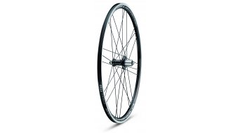 Campagnolo Khamsin Laufradsatz 9/10/11-fach asymmetric schwarz für Drahtreifen