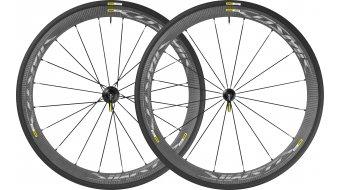 Mavic Cosmic Carbone 40 Elite Rennrad Laufrad-/Reifensystem Satz M11 Drahtreifen Mod. 2016