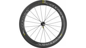 Mavic Cosmic Pro Carbone Exalith 23 bici carretera rueda completa-/sistema cubierta rueda cubierta(-as) alambre negro Mod. 2016