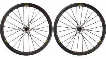 Mavic Ksyrium Pro Allroad 30 Disc bici carretera rueda completa-/sistema cubierta juego Centerlock M11 cubierta(-as) alambre negro Mod. 2016
