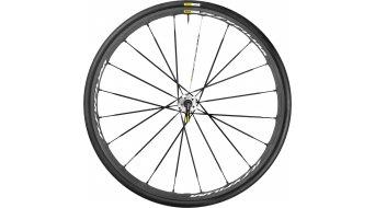 Mavic Ksyrium Pro Exalith bici carretera rueda completa-/sistema cubierta rueda cubierta(-as) alambre negro Mod. 2016
